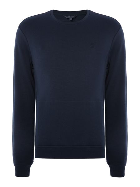 Perry Ellis America Archive Crew Neck Logo Sweatshirt