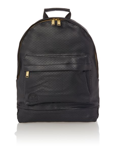 Mi Pac Perforated backpack