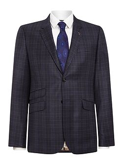 Hunter Check Suit Jacket