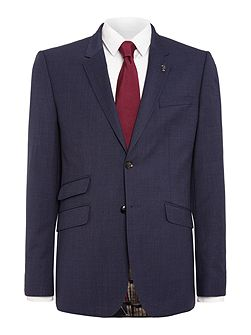 Skiper Textured Suit Jacket