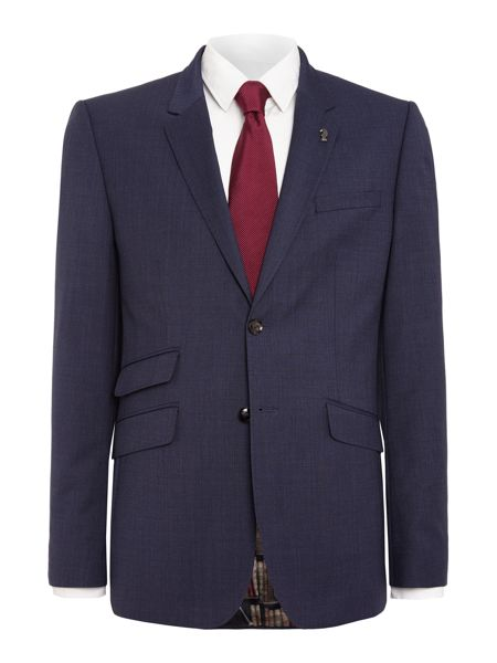 Ted Baker Skiper Textured Suit Jacket