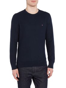 Tommy Hilfiger Honeycomb Jumper