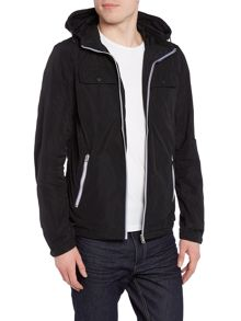 Tommy Hilfiger Branch Hooded Bomber Jacket
