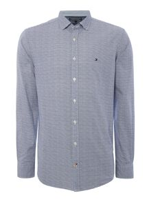 Tommy Hilfiger Irregular Dot Print Shirt