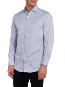 Tommy Hilfiger Two Tone Dobby Shirt
