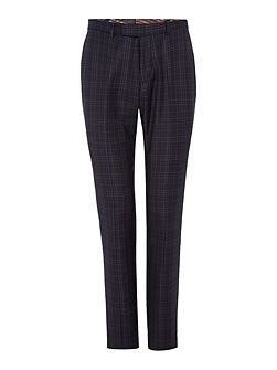 Hunter Check Suit Trousers