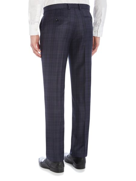 Ted Baker Hunter Check Suit Trousers