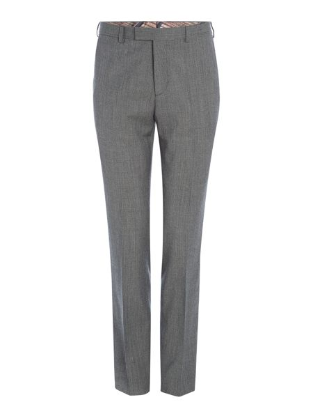 Ted Baker Gather Textured Suit Trousers