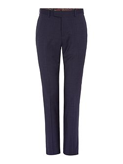 Skiper Textured Suit Trousers