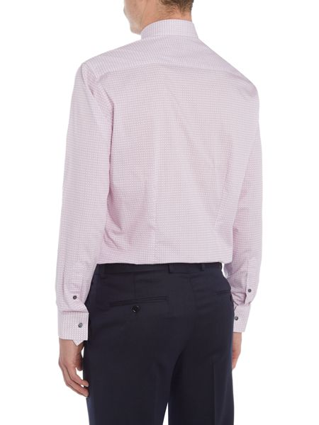 Ted Baker Rosewell Square Geo Print Shirt