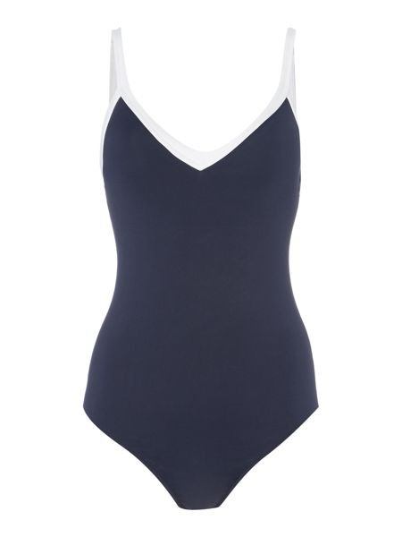 Seafolly Block Party Sweetheart Swimsuit