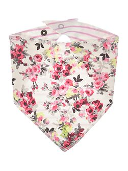 Girls Reversible bib