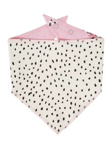 Joules Girls Reversible bib