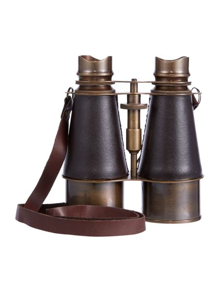 Linea Binoculars with leather detail