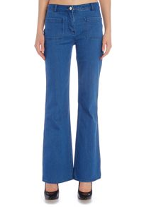 Vince Camuto Stretch denim flares