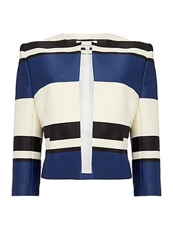 Made in britain stripe jacket