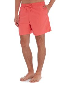 Boardies Mid length plain swim shorts