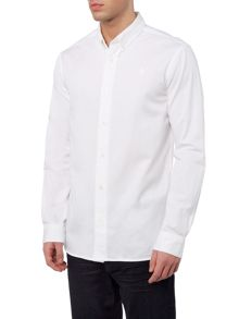 Perry Ellis America Signature Fit Long Sleeve Shirt