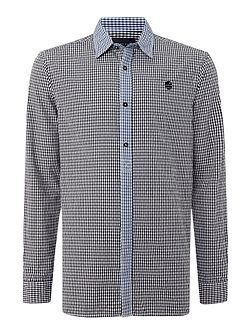 Archive Long Sleeve Gingham Shirt