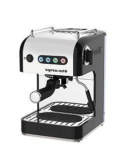 Dualit 4 in 1 Espress-Auto Coffee & Tea