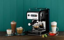 Dualit Dualit 4 in 1 Espress-Auto Coffee & Tea