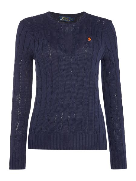 Polo Ralph Lauren Julianna long sleeve sweater