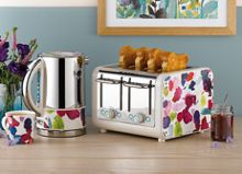 Dualit Bluebell Gray Architect toaster panel set