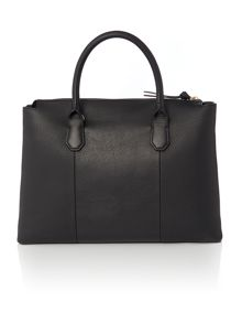 Hugo Boss Gisah black tote bag