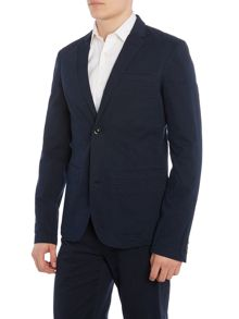 Perry Ellis America Signature Fit Button Through Blazer