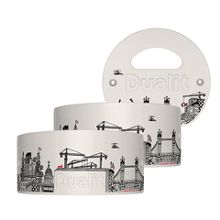 Dualit Charlene Mullen Architect kettle panel set