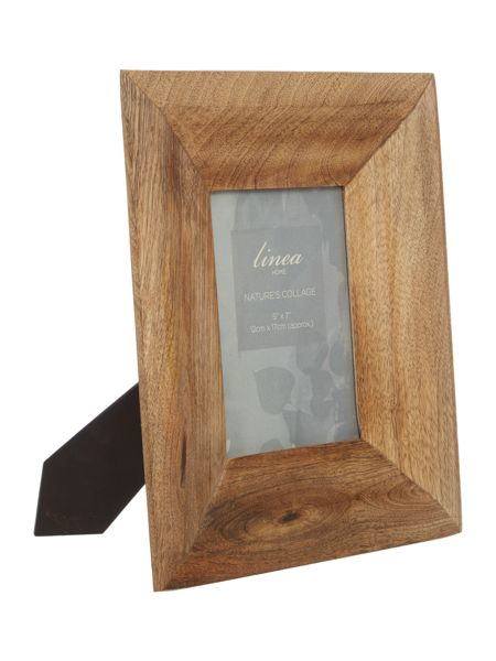 Linea Natural Wood Frame 5X7