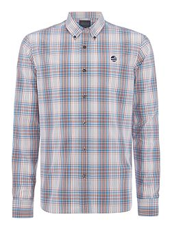 Jackson Check Woven Long Sleeve Shirt