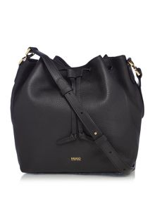 Hugo Boss Gaby black duffle bag