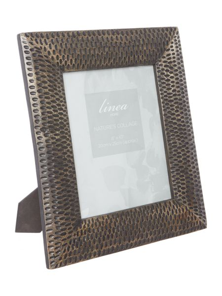 Linea Textured Wood 8X10