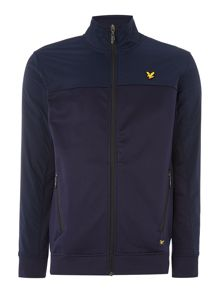 Lyle and Scott Sports Zip Through Performance Sweat jacket