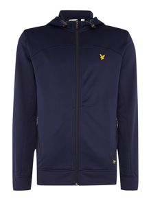 Lyle and Scott Sports Iverson Zip Through Hoodie