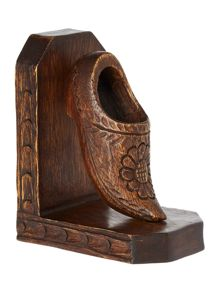 Linea Clog bookend