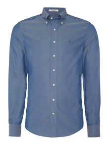 Gant Diamond G Pin Point Shirt