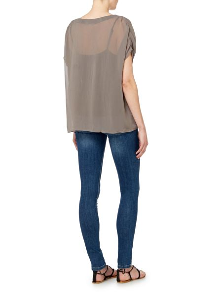 Label Lab Double layered blouse