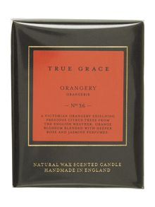 True Grace Orangery Candle