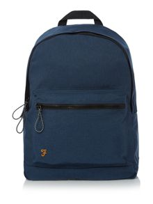 Farah Corwin marl backpack