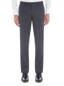 Kenneth Cole Jonathon Slim fit textured suit trouser