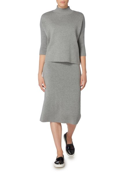 Therapy Knitted Pencil Skirt