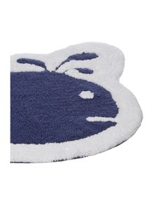 Linea Happy whale bath mat