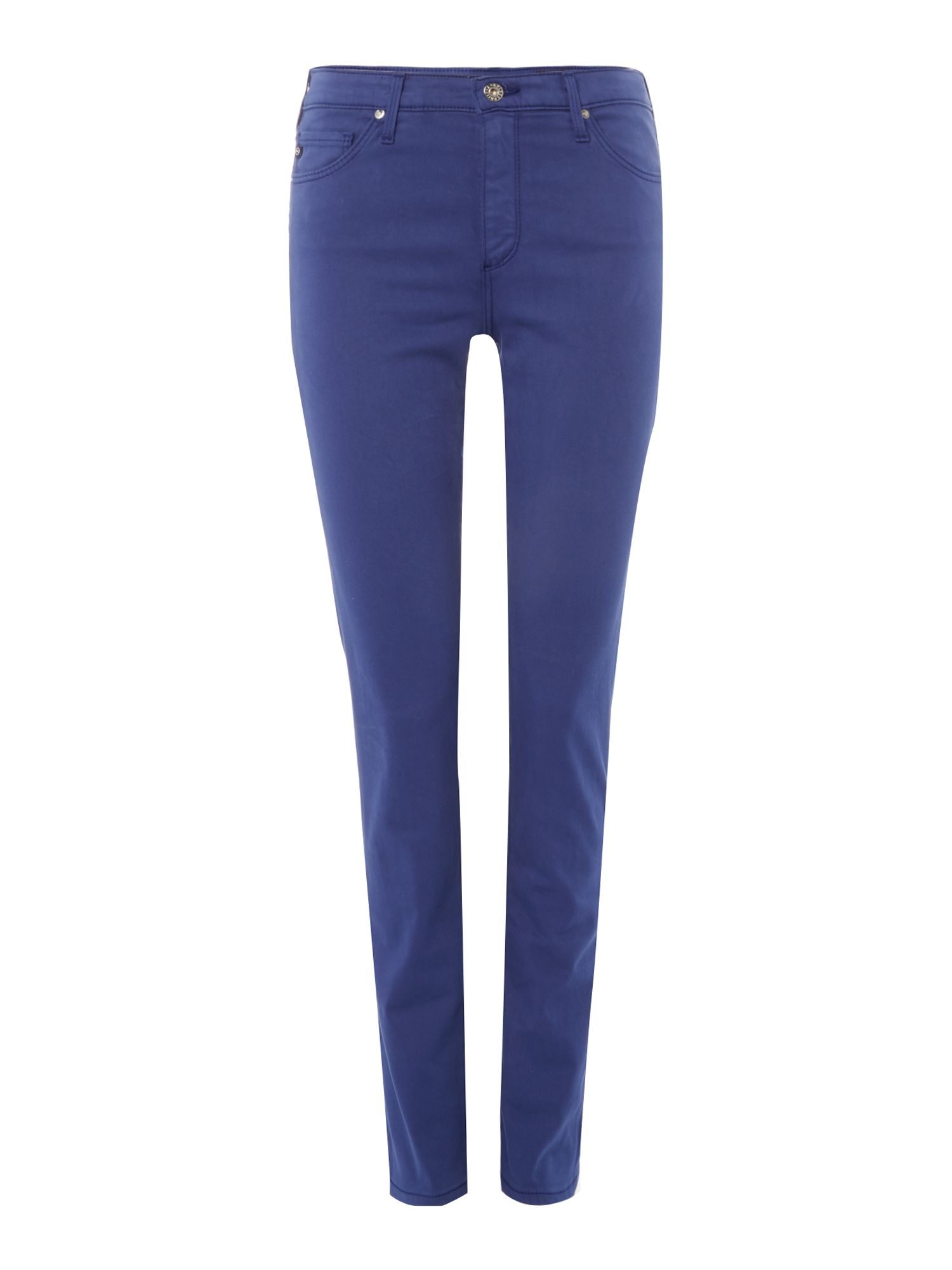 AG Jeans AG Jeans The Sateen Prima in Colonial Blue, Denim Rinse