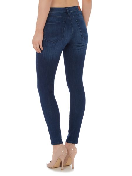 Hugo Boss Medium wash skinny jeans