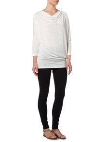 Gray & Willow Macy Asymmetric Tee