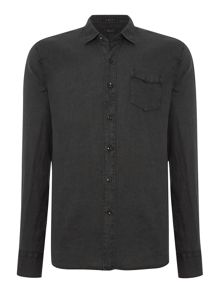 Replay Pure linen shirt
