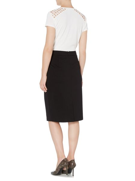 Therapy Matilda Ponte Tube Skirt