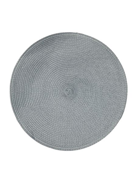 Linea Grey Oslo Placemat Set Of 4